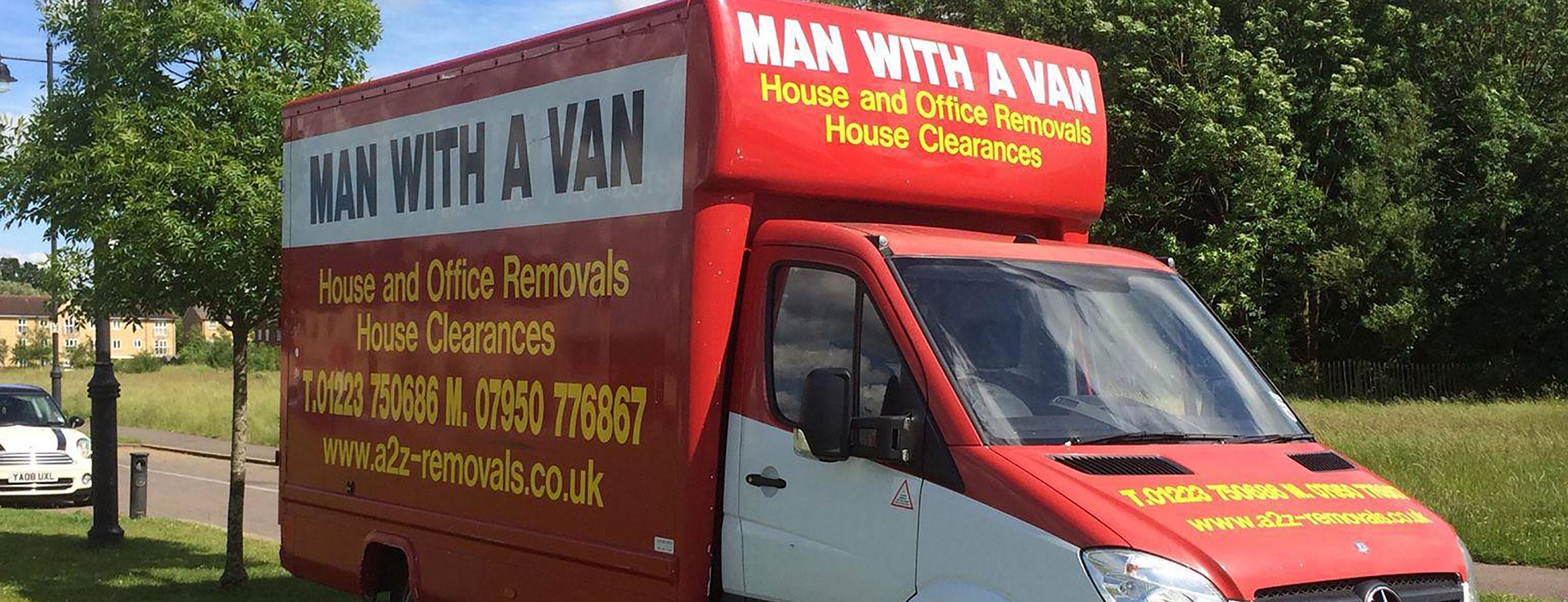 A2Z Man with a Van Service