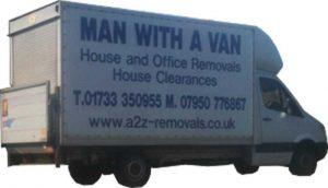 our transit van