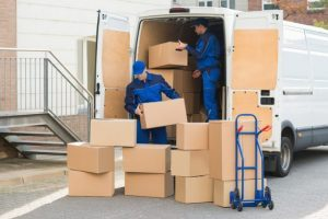 removals and storage service in East of England